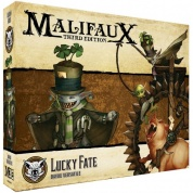 Malifaux 3rd Edition - Lucky Fate - EN