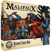 Malifaux 3rd Edition - Asami Core Box - EN