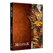 Malifaux 3rd Edition - Ten Thunders Faction Book - EN