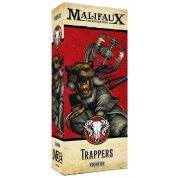 Malifaux 3rd Edition - Pathfinder and Clockwork Traps - EN
