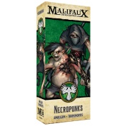 Malifaux 3rd Edition - Necropunks - EN