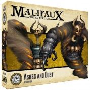 Malifaux 3rd Edition - Ashes and Dust - EN
