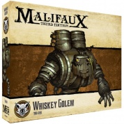 Malifaux 3rd Edition - Whiskey Golem - EN