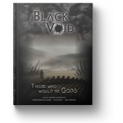 Black Void Those who would be Gods Adventure book - EN
