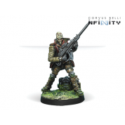 "Infinity: Armand ""Le Muet"", Freelance Killer (MULTI Sniper Rifle) - EN"