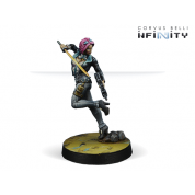 Infinity: Miranda Ashcroft, Authorized Bounty Hunter (Combi Rifle) - EN