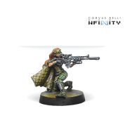 Infinity: Major Lunah, Ex-Aristeia! Sniper (Viral Sniper Rifle) - EN