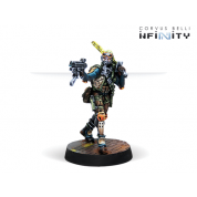 Infinity: Cube Jägers, Mercenary Recoverers (Submachine Gun) - EN