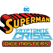 DC Dice Masters - Superman Kryptonite Crisis Countertop Display - EN