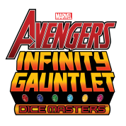 Marvel Dice Masters: Avengers Infinity Gauntlet Countertop Display - EN