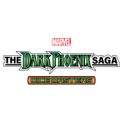 Marvel Dice Masters: The Dark Phoenix Saga Countertop Display - EN