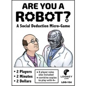 Are You a Robot? (5 micro-games) - EN