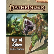 Pathfinder Adventure Path: Cult of Cinders (Age of Ashes 2 of 6) [P2] - EN