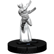 Marvel HeroClix Deep Cuts Unpainted Miniatures: Wolverine (4 Units) - EN