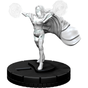 Marvel HeroClix Deep Cuts Unpainted Miniatures: Emma Frost (4 Units) - EN