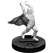 Marvel HeroClix Deep Cuts Unpainted Miniatures: Magneto (4 Units) - EN