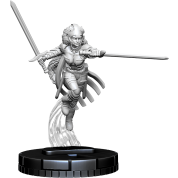 Marvel HeroClix Deep Cuts Unpainted Miniatures: Warbird (4 Units) - EN