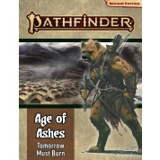 Pathfinder Adventure Path: Tomorrow Must Burn (Age of Ashes 3 of 6) [P2] - EN