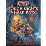 Warhammer Fantasy Roleplay Rough Nights & Hard Days - EN