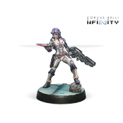 Infinity: Myrmidon Officer (Combi Rifle, Boarding Shotgun) - EN