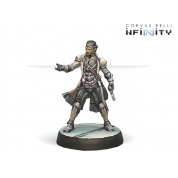 Infinity: Machaon, Myrmidon Doctor-Officer - EN