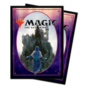 UP - Standard Deck Protectors - Magic: The Gathering Throne of Eldraine V6 (100 Sleeves)
