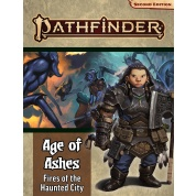 Pathfinder Adventure Path: Fires of the Haunted City (Age of Ashes 4 of 6) 2nd Edition - EN