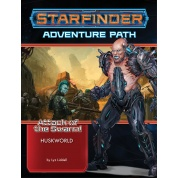 Starfinder Adventure Path: Huskworld (Attack of the Swarm! 3 of 6) - EN