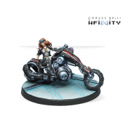 Infinity: Penthesilea Amazon Biker Special Edition - EN