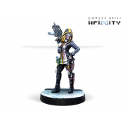 Infinity: Dart, Optimate Huntress (Submachine Gun, Grenades) - EN
