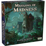 FFG - Mansions of Madness: Path of the Serpent Expansion - EN