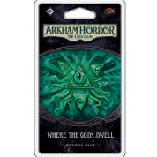 FFG - Arkham Horror LCG The Dream-Eaters Cycle: Where the Gods Dwell Mythos Pack - EN