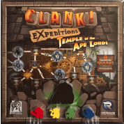 Clank! Expeditions: Temple of the Ape Lords - EN