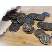 Glen More II: Chronicles Metal Coins (40)
