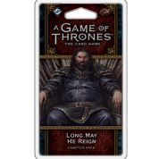FFG - A Game of Thrones LCG 2nd Edition: Long May He Reign - EN
