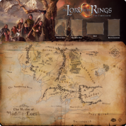 FFG - Lord of the Rings LCG: Fellowship 1-4 Player Gamemat