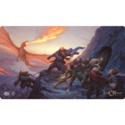 FFG - Lord of the Rings LCG: On The Doorstep Playmat