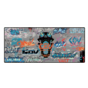 Borderlands 3 Oversize Mousepad - Graffiti