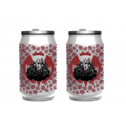 Borderlands 3 Metal Can - Children of the Vault Roses