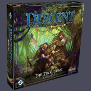 FFG - Descent 2nd Edition: The Trollfens - EN