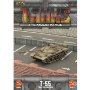 Tanks: Soviet T-55/T-55AM2 Tank Expansion - EN