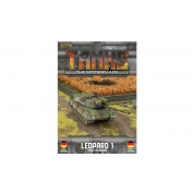 Tanks: German Leopard 1 Tank Expansion - EN