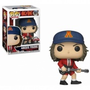 Funko POP! ACDC - Angus Young Vinyl Figure 10cm (limited)