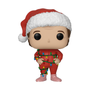 Funko POP! The Santa Clause - Santa w/Lights Vinyl Figure 10cm