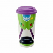 Funko POP! Home - Lidded Mug Toy Story 4: Buzz