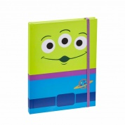 Funko POP! Home - Notebook Toy Story 4: Aliens