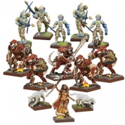 Kings of War Vanguard: Forces of Nature Warband Set - EN
