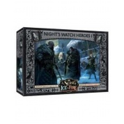 A Song Of Ice And Fire - Night's Watch Heroes Box 1 - EN