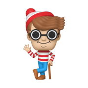 Funko POP! Where's Waldo - Waldo Vinyl Figure 10cm