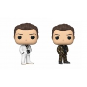 Funko POP! Birds of Prey - Roman Sionis (White Suit) w/Chase Vinyl Figures 10cm Assortment (5+1 chase figure)